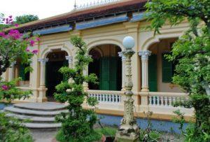 Ba Duc Ancient House, Cai Be