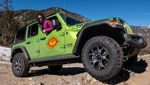 Photography Jeep Tours in Colorado Rocky Mountains