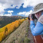 Photography tours leadville train.