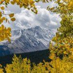 Fall landscapes in Colorado