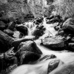 Guanella Pass Waterfalls