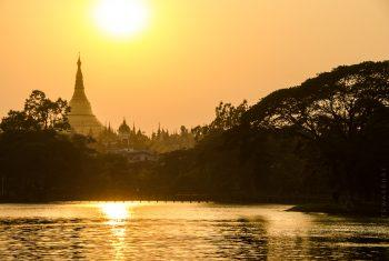 Photo tour in Yangon Myanmar