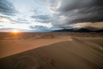 Great Sand Dunes and Sandhill Cranes Photo Tour