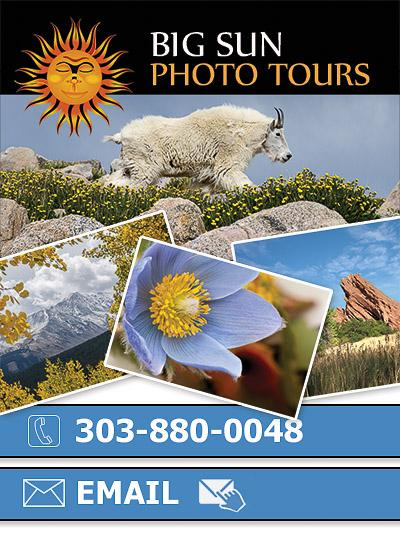 Colorado Rocky Mountain Photography Tours