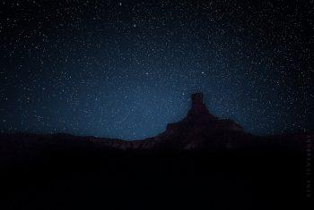 Night Landscape Photography in Colorado and Utah