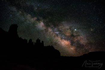 Milky Way Night Sky Photo Workshop