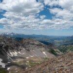 Landscape photography tour - Imogene Pass Rocky Mountains