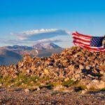 American Flag - Colorado photo workshops