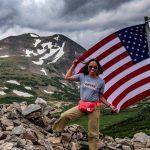 Patriotic - Kingston Peak Jeep Trail