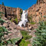 North Clear Creek Falls - Colorado Jeep Tours