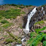 Waterfall photography jeep tours Ouray