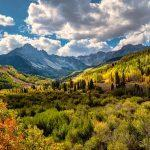 Rocky Mountain Fall Landscapes