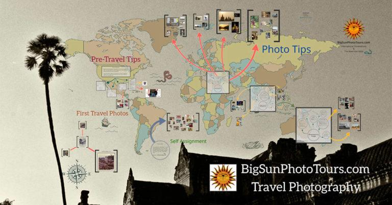 Tips and Tricks to improve your travel photography