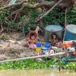 cambodia photo tours - children