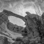 Landscape Arches Rattlesnake Canyon Colorado
